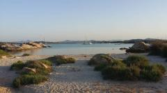 Il mare, gli scogli ed il profumo del mirto