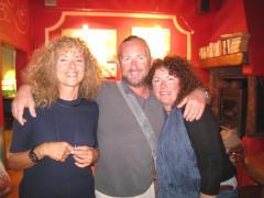 Francesca, Rob and Becks